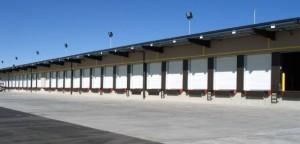 Overhead garage Doors dock bumpers