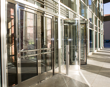 Commercial Glass Doors Albuquerque Installation Service