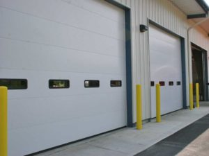 commercial sectional door 300x225 Commercial Overhead Doors in Albuquerque, NM