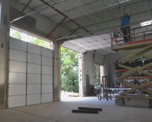 Captivating Overhead Door Install New Garage Doors 300x241 Commercial Door Installation