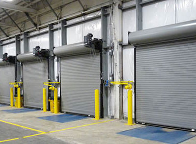Rolling Doors albuquerque overhead 400x293 Commercial Products