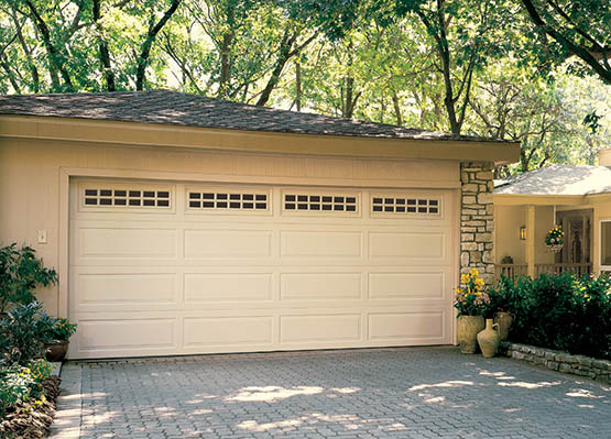 traditional  garage door Residential Products